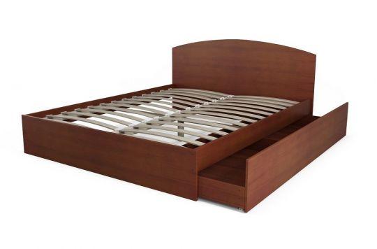 Кровать Этюд Плюс с ящиком для белья   Орматек