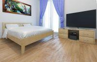 Кровать Лагуна (массив бука) | DreamLine
