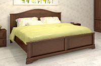 Кровать Луиджи с высоким изножьем (массив бука) | DreamExpert