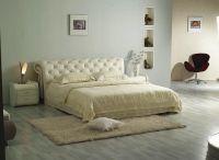Кровать кожаная Татами 1031 с подъемным механизмом | Китай