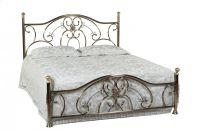 Металлическая кровать 9701 L Малайзия | МК
