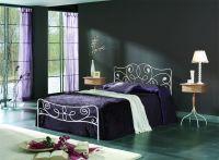Кованная кровать 531 Olga | Dupen