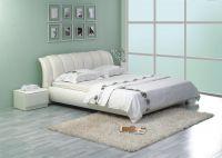 Кровать кожаная Татами 1041 с подъемным механизмом | Китай